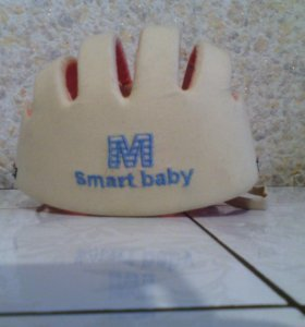 Защитный шлем для малыша от 7мес до 2-х лет
