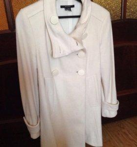Пальто Zara basic S