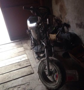 Скутер 100cc