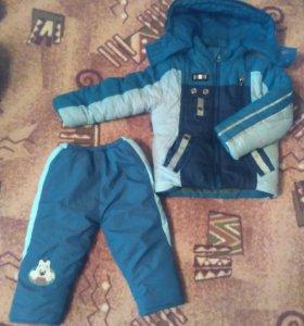 Детские куртка и штаны