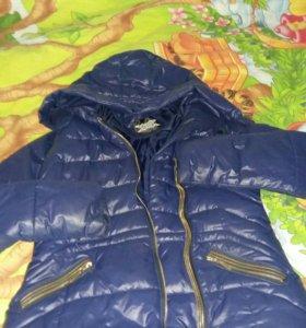 Женская зима-осень куртка