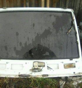 5-я Задняя дверь и лобовое стекло ВАЗ2109