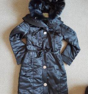 Зимнее пальто (р-р М)