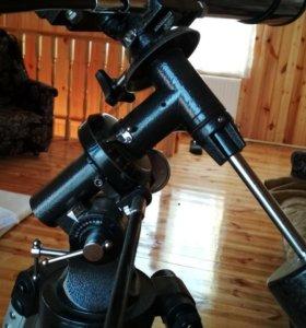 Телескоп Sky Watcher 809eq2 с линзой Барлоу 2х