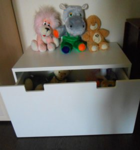 Столик детский с ящиком для игрушек пр-во IKEA