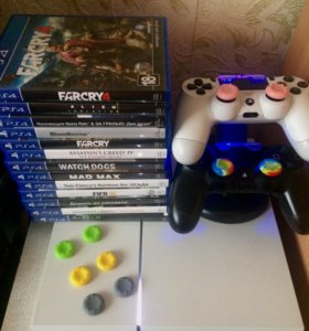 Приставка PlayStation 4