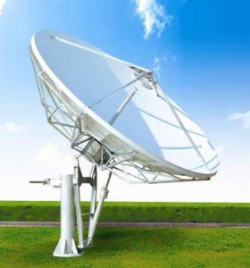 Установка,настройка спутниковых тарелок
