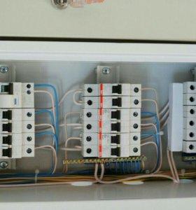 Электромонтажные работы и ремонт бытовой техники