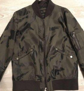 Куртка Бомбер милитари