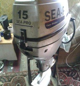Мотор SEA-PRO 15л 4т