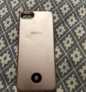 Бампер-аккум для iPhone 6,6s,7