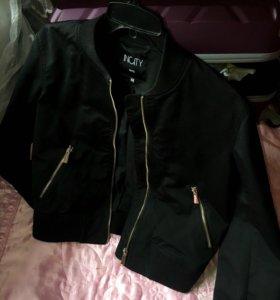 Куртка-бомбер INCITY