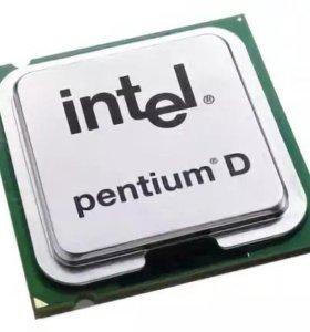 PentiumD 820 2ядра 2800MHz Socket 775