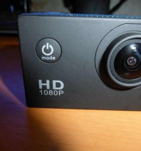 Action Camera SJ4000 Full HD 1080P (Black)