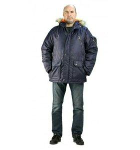 "Куртка удлинённая мужская ""Аляска"""
