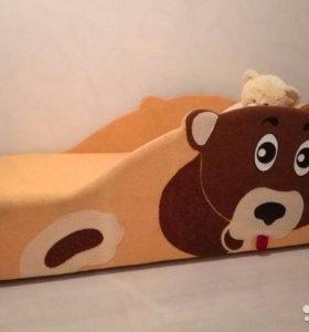 Детская кровать-диван ТЕдди