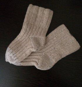 Носки теплые!