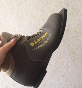 Ботинки для лыж 40 размер