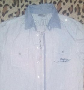 Рубашка мужская(новая)