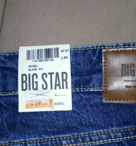 "Джинсы ""BigStar"""