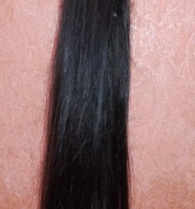 Волосы на лентах для наращивания
