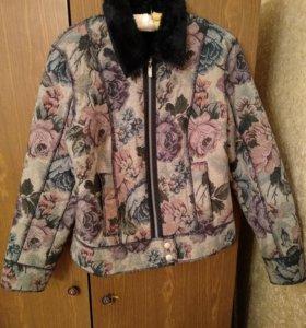 Куртка дубленовая