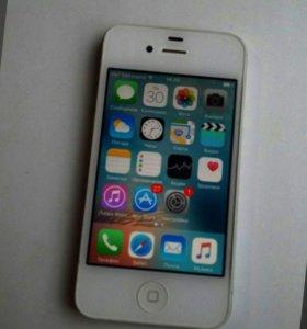 iPhone 4s как новый 16gb