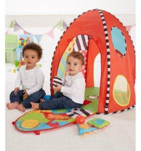 Напрокат домик-палатка для малышей ELC
