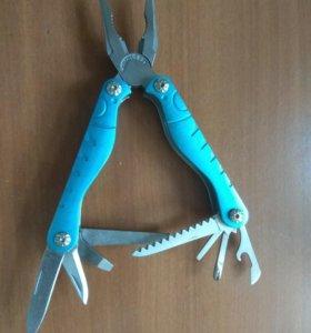 Новый раскладной нож- плоскогубцы