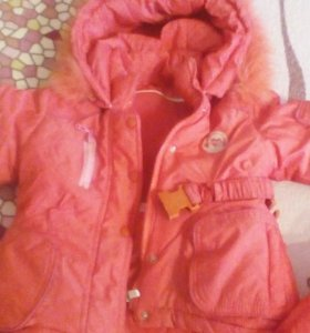 Зимняя куртка штаны