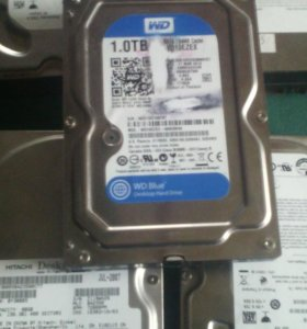 Жесткий диск HDD 500Гб, бедов нет