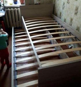 Кровать двухярусная-трансформер