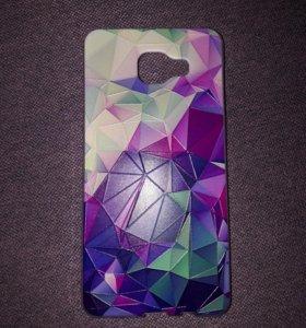 НОВЫЙ чехол на Samsung galaxy a7 2016