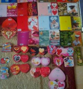 23 февраля 8 матра День Святого Валентина Открытки