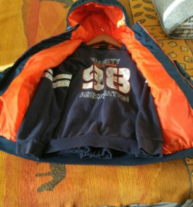 Куртка и спортивный костюм