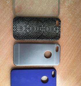 Чехлы на Айфон 5S ; SE