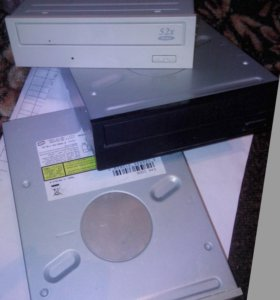 DVD-ROM пишущий NEC ND-3550A