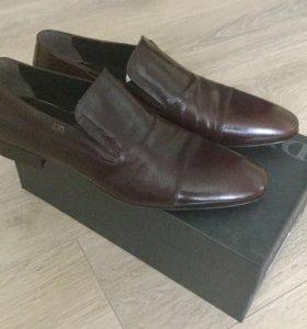 Туфли мужские Dino Bigioni, новые.