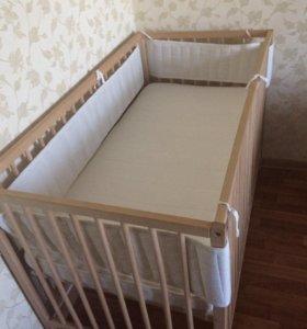 Кроватка / Кровать новая