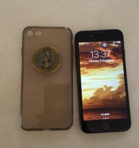 Продается айфон 7 в идеальном состояние!!!