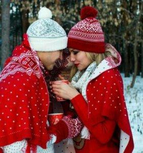 Новогодние свитера для фотосессии