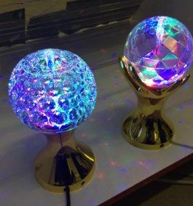 Шары лампы диско