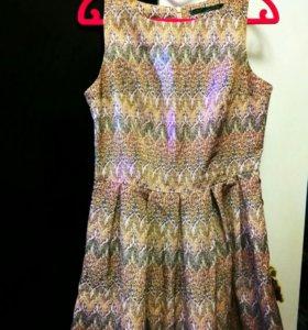 Платье, новое, размер 44