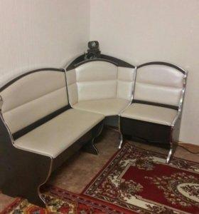 Углавой диван для кухняя торг
