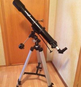 Новый телескоп Levenhuk