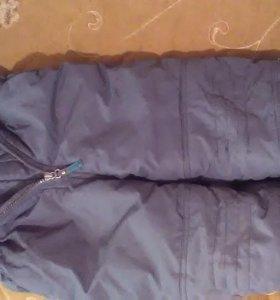 комбинезон - куртка и штанишки