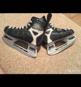 Хоккейные коньки 34 размер