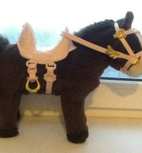 Лошадка для Baby born.