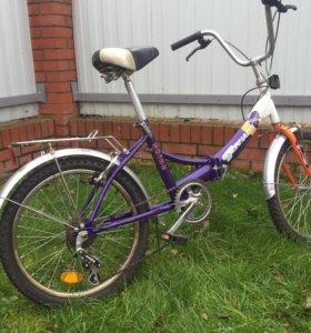"""Велосипед 20"""" Pilot 450 6 ск, Shimano"""