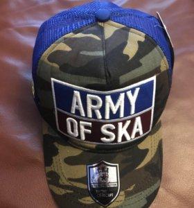 Продам новую кепку SKA